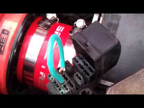 How to Check Codes on Toyota MR2 MK1 4AGE (jumper method)