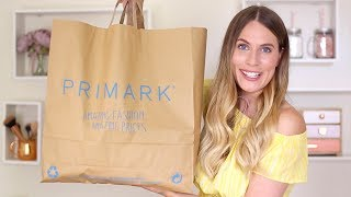 HUGE PRIMARK HAUL SUMMER 2017