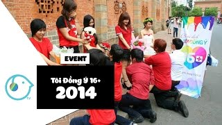 [Official Trailer] Chiến dịch Tôi Đồng Ý 16+ - Sài gòn 11/5/2014