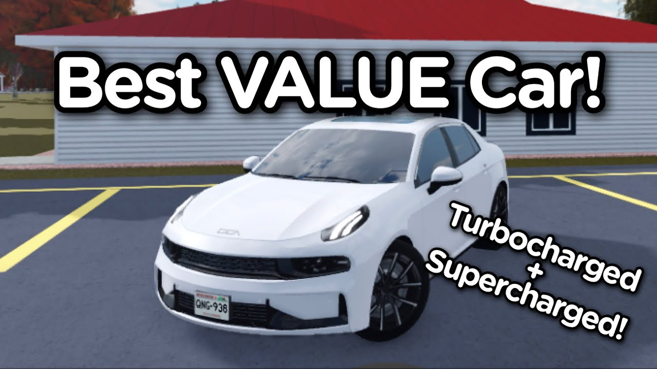 Download The BEST Value Sedan In Greenville! - Roblox Greenville