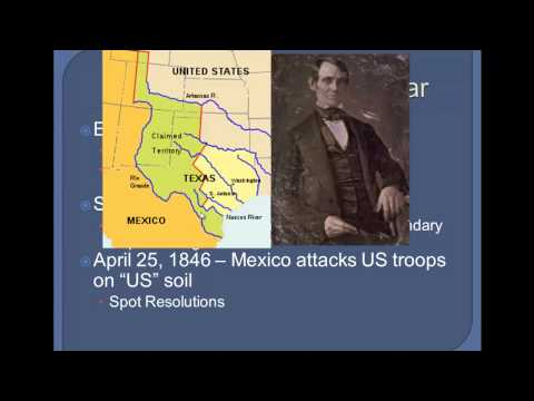 APUSH Review: Mexican-American War