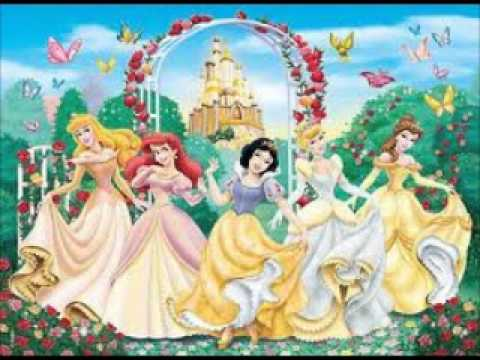 If You Can Dream (Ashley Gearing) Disney Princess