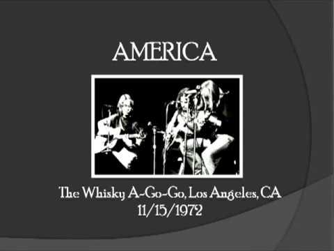 【TLRMC045】 AMERICA  11/15/1972