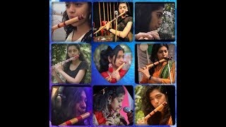 Flute Songs Compilation- Palak Jain- The Golden Notes