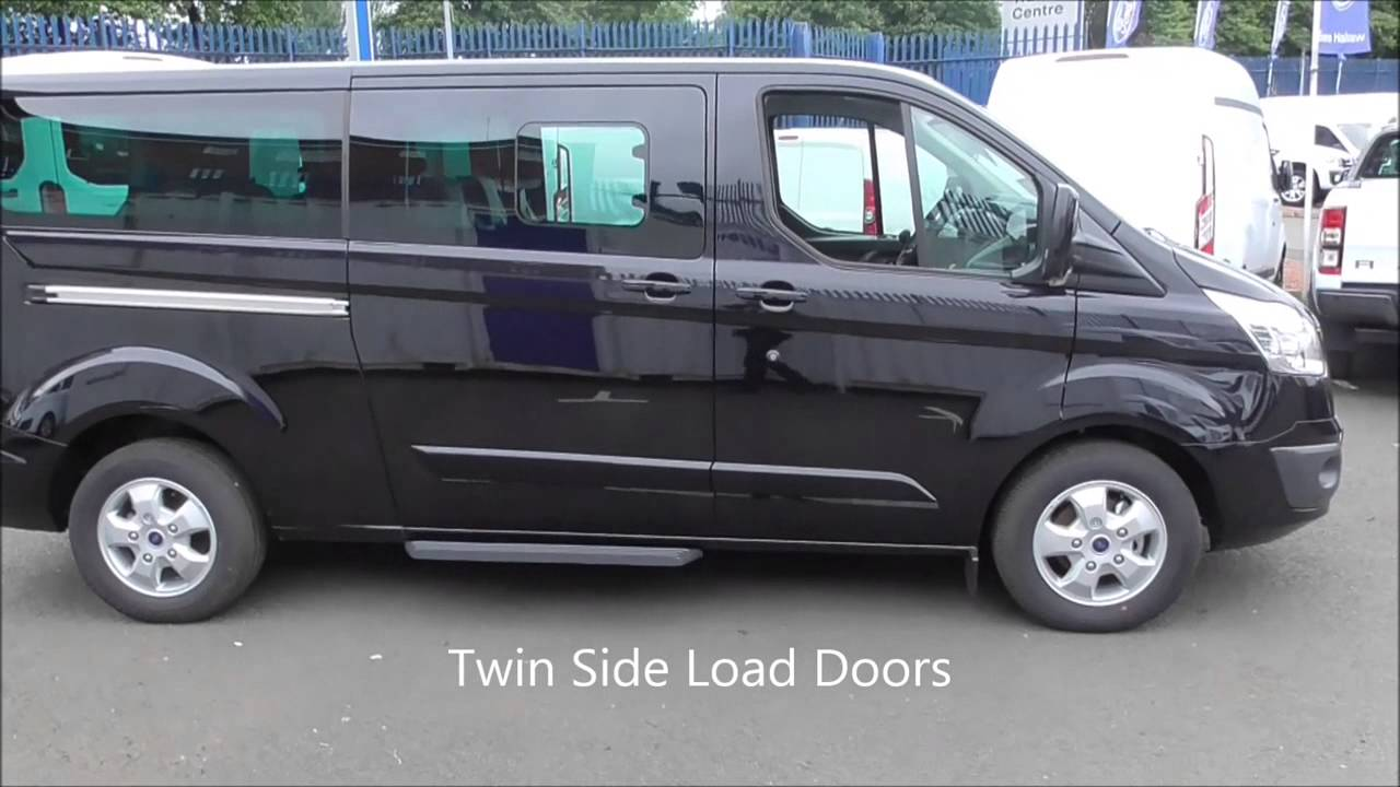 ford transit 2015 custom tourneo 300 l2 lwb titanium 2 2. Black Bedroom Furniture Sets. Home Design Ideas