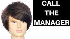 The Karen Haircut - TheSalonGuy
