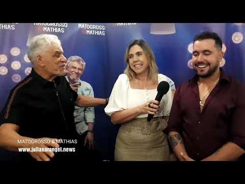 Entrevista com Matogrosso & Mathias