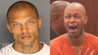 10 Scary Criminals Who CRIED In Court!