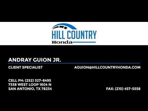 2018 Honda CR-V EX-L in Obsidian Blue at Hill Country Honda