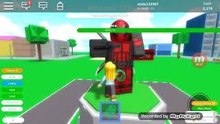 Super Hero Tycoon (Roblox) || Emka Palemka i Tymox754