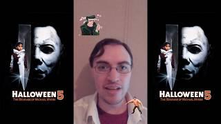 Cinema Stories Horror Edition #24: Halloween 5 (1989)
