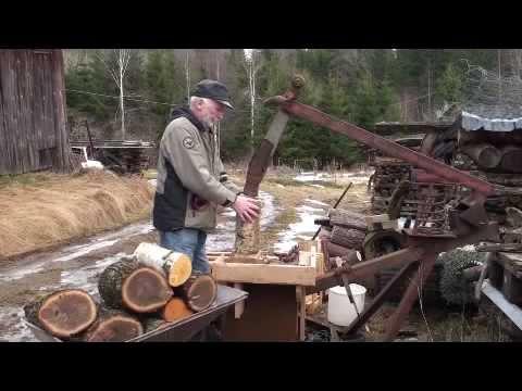 Kända Ingmars klyv II - YouTube KP-34