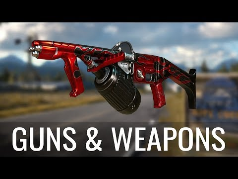 Every Gun and Weapon in Far Cry 5