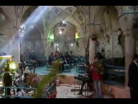 Vakil Tea House in Kerman, Iran