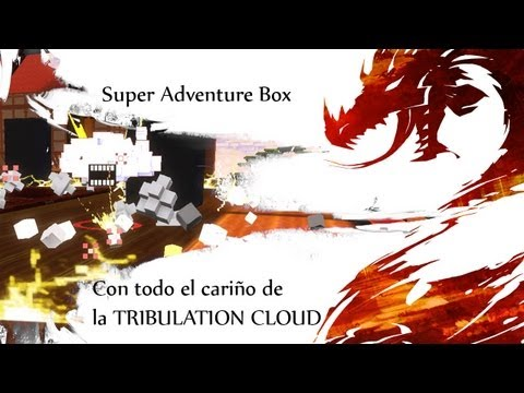 Guild Wars 2 - Modo Super Duro Zona 3 - Mundo 1 (Super Adventure Box)