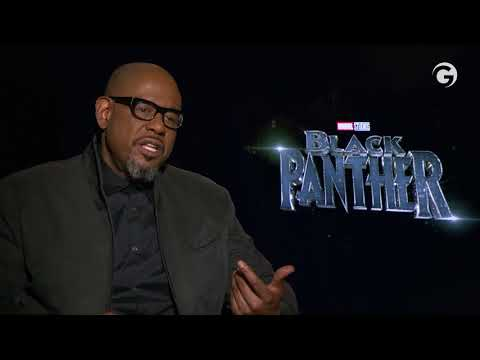 Forest Whitaker On Killmonger's Message & How Youth Can Stay On Track