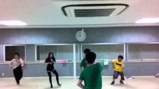 たかりんLesson/The creeps@TIO京橋DANCE STUDIO