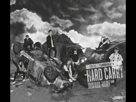 [AUDIO/DOWNLOAD] GOT7 - HARD CARRY