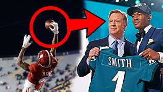 What They Don't Want To Tell You About DeVonta Smith (FT. NFL Draft)