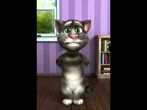Talking Tom i love you ryan