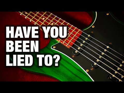 Your Guitar Teacher Never Taught You This (Were You Lied to?)