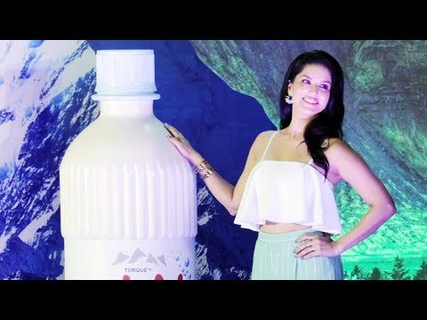Sunny Leone At The Launch Of JAL Mineral Water By Torque