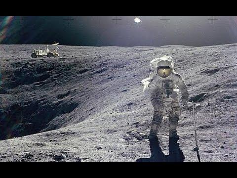 Это интересно! Запись переговоров астронавтов на Луне. Нил Армстронг видел на Луне пришельцев