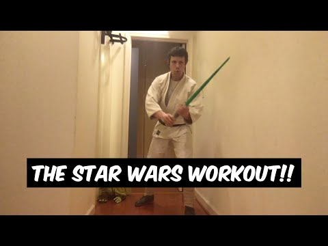 The Star Wars Workout!