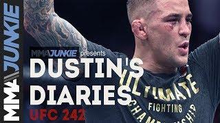 UFC 242, Dustin's Diaries | Episode 1