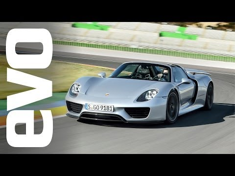 Porsche 918 Spyder first drive review | evo DIARIES