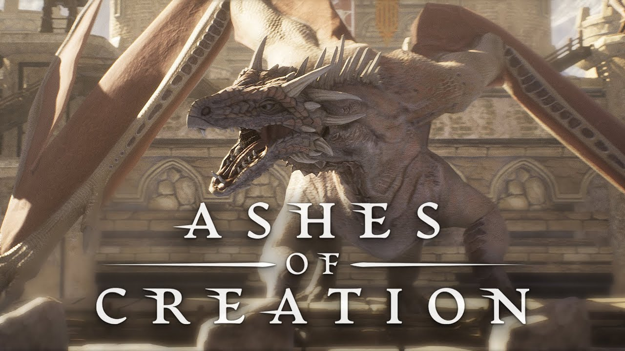Ashes of Creation MMORPG Teaser