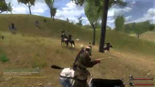 Прохождение игры Mount and Blade Warband.Good mod 1 серия