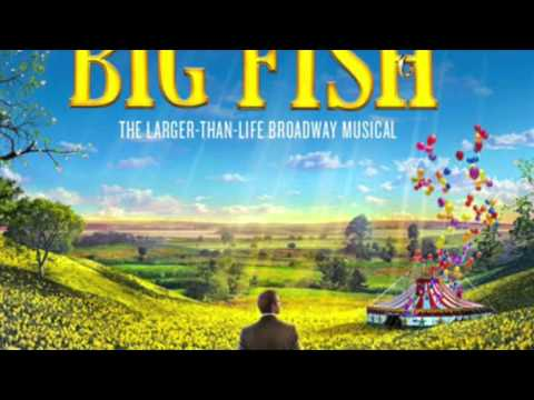 The Witch - Big Fish (Original Broadway Cast Recording)