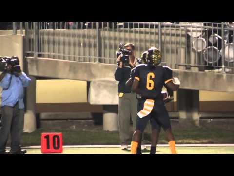Playoffs Week 3 West Orange Stark Mustangs vs La Marque Cougars 2014 Football