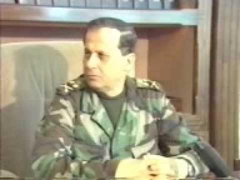 General Aoun - Liberation War -1-