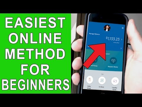How to Make $100 PER Day Online If Brand New! (EASIEST METHOD)
