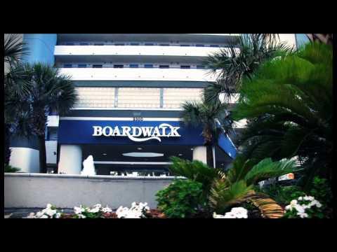 Boardwalk Beach Resort In Myrtle Beach, SC