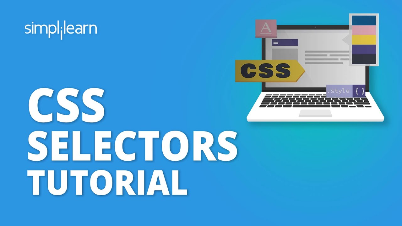 CSS Selectors Tutorial For Beginners | Selectors In CSS | CSS Tutorial For Beginners