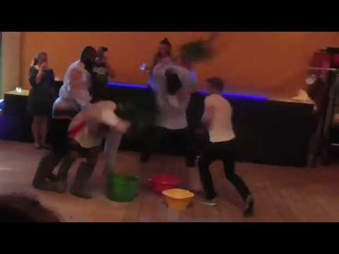 KizzAfro 2015. Afro-Russian party 3. Парка вениками.