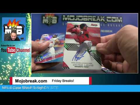 MLB FANTASTIC 5 BOX MIXER #10