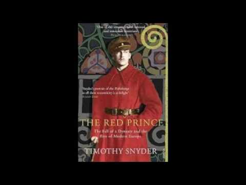 The Red Prince by Timothy Snyder Audiobook Full