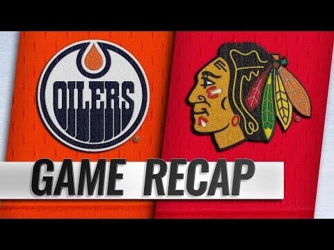 McDavid scores in overtime to give Oilers 2-1 win