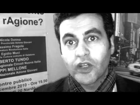 """Intervista a Cosimo Massaro autore del libro """"La moneta di Satana"""""""