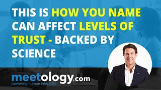 How Your Name Affects Success, Popularity and Relationships