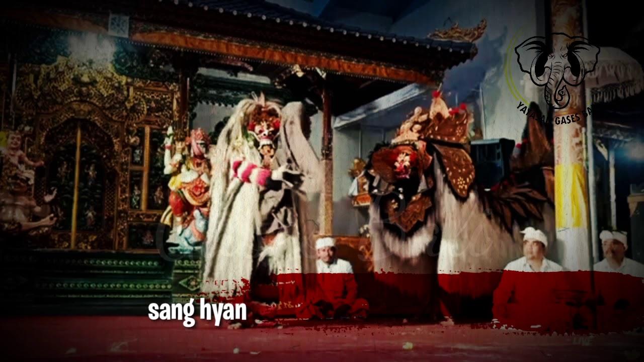 """Download """"Melajah Ngucap Rangda"""" part 1, by Komang Gases"""