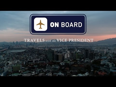 On Board: Travels with the Vice President in Asia