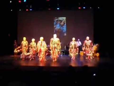 Baile de las Zaragozas - Casa de Venezuela Philadelphia