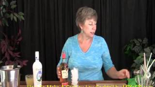 How To Make A Caribou Lou Cocktail