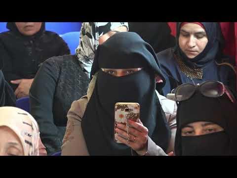 اجتماع تأسيسي لوحدة دعم وتمكين المرأة في قباسين بريف حلب  - 22:52-2018 / 9 / 16