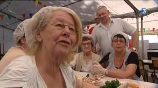 Saône-et-Loire : 8000 douzaines d'escargots dans les assiettes à Digoin
